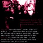 Duran Duran - Atlanta 2000 (back cover)