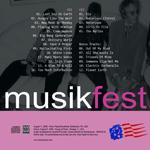 Duran Duran - Musikfest 2000 (back cover)