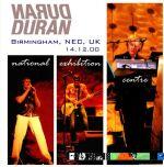 Duran Duran - Birmingham 2000 (cover)