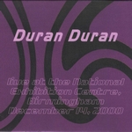 Duran Duran - Birmingham 2000 (back cover)
