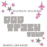 Duran Duran - Fleet Pavilion Boston 2000 (cover)