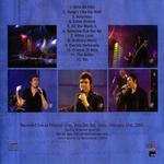 Duran Duran - Festival Vina 2000 (back cover)