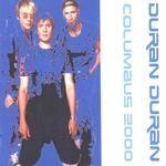 Duran Duran - Columbus 2000 (back cover)