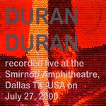 Duran Duran - Dallas 2000 (back cover)