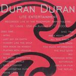 Duran Duran - Lite Entertainment (back cover)