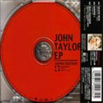 John Taylor - John Taylor EP (back cover)