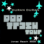 Duran Duran - Jones Beach 2000 (cover)