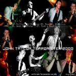 John Taylor - San Juan Capistrano 2000 (back cover)