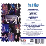 Duran Duran - Let It Flow 1999 U.S. Tour (back cover)