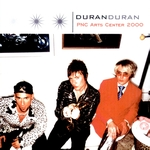 Duran Duran - PNC Arts Center 2000 (cover)
