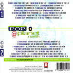 Compilations - Pop At Planet Earth (back cover)