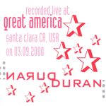 Duran Duran - Great America (back cover)