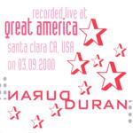 Duran Duran - Great America (back cover)