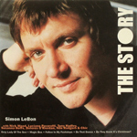 Simon LeBon - The Story (cover)