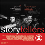 Duran Duran - Storytellers LP (back cover)