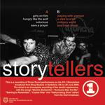 Duran Duran - Storytellers LP (back cover)