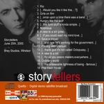 Duran Duran - VH-1 Storytellers (back cover)