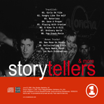 Duran Duran - Storytellers And More (back cover)