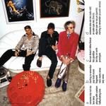 Duran Duran - Pop Trash 2LP (back cover)