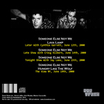 Duran Duran - Live On TV´s Shows (back cover)