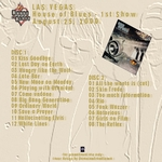 Duran Duran - Las Vegas (1st Show) 2000 (back cover)