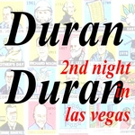 Duran Duran - 2nd Night In Las Vegas 2000 (back cover)