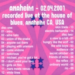 Duran Duran - Anaheim 2001 (4th) (back cover)