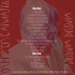 Duran Duran - Atlanta 2001 (back cover)