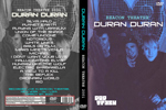 Duran Duran - Beacon Theatre 2001 (cover)