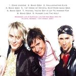Duran Duran - Breakfast With Duran Duran (back cover)