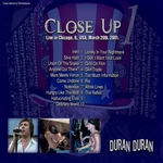Duran Duran - Close Up 1 (back cover)