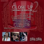 Duran Duran - Close Up 2 (back cover)