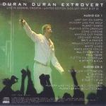 Duran Duran - Extrovert (back cover)
