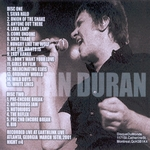 Duran Duran - Georgia On My Mind (back cover)