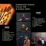 Duran Duran - Horseshoe Casino 2001 (back cover)