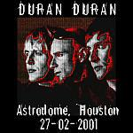 Duran Duran - Astrodome Houston (cover)