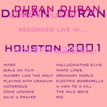 Duran Duran - Houston 2001 (back cover)