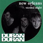 Duran Duran - New Orleans 2001 (2nd) (cover)