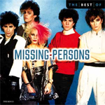 Missing Persons - The Best Of Missing Persons (cover)