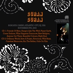 Duran Duran - Atlantic City 2003 (back cover)
