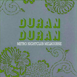 Duran Duran - Metro Nightclub 2003 (cover)