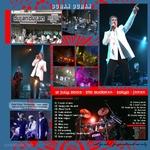 Duran Duran - The Budokan 2003 (back cover)