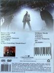 Duran Duran - At Budokan (back cover)