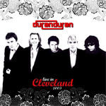 Duran Duran - Live In Cleveland 2003 2LP (cover)