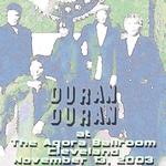 Duran Duran - Cleveland 2003 (cover)