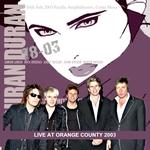 Duran Duran - Costa Mesa 2003 (cover)
