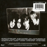 The Dandy Warhols - Welcome To The Monkey House (back cover)