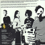 The Dandy Warhols - We Used To Be Friends (back cover)