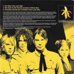 The Dandy Warhols - You Were The Last High (back cover)