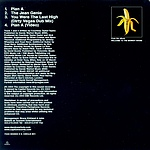 The Dandy Warhols - Plan A (back cover)